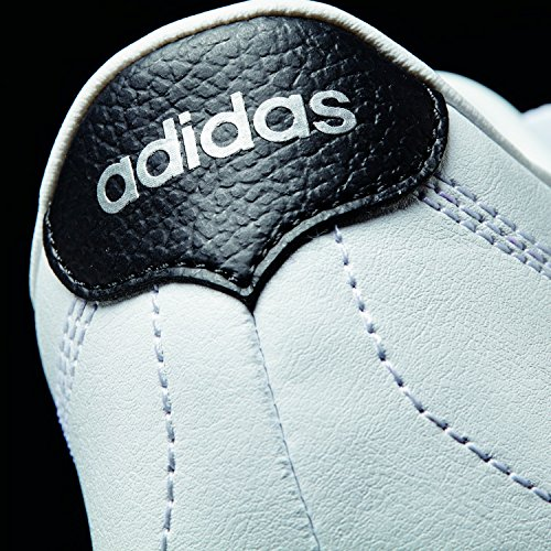 Adidas Courtset W, Scarpe da Ginnastica Donna, Bianco (Ftwbla/Negbas/Plamat), 40 EU