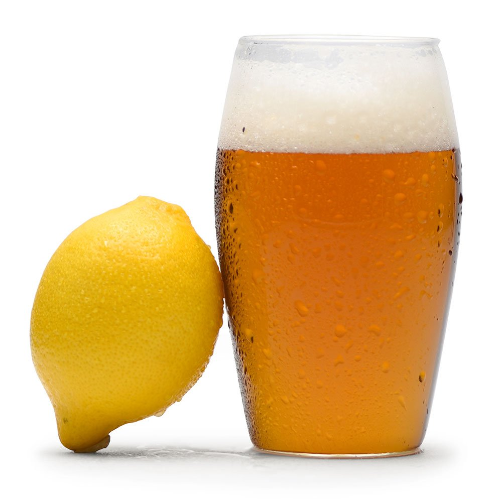 Lemondrop Saison Beer Recipe Kit - Malt Extract and Ingredients for 5 Gallons of Homebrew Beer