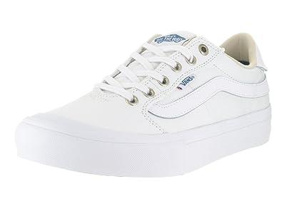Vans White Zero Tennis Sneakers CbdG8