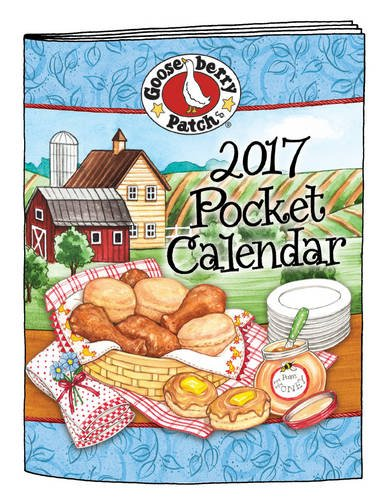 2017 Gooseberry Patch Pocket Calendar