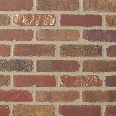 Colonial Collection Columbia Street Thin Brick - Case of 50 - 7.3 SF
