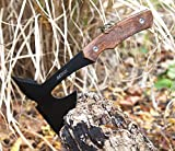 SairusPlay 9'' MTECH SURVIVAL TOMAHAWK TACTICAL THROWING AXE w/ SHEATH Hatchet Knife Hawk