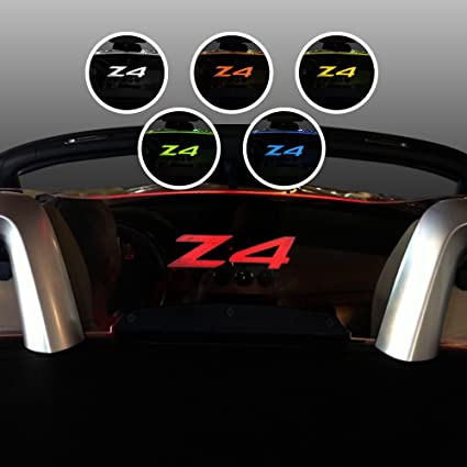 Amazon com: 2009-2017 BMW Z4 Convertible Wind Screen - Control air
