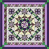 Amazon Com Noble Excellence Amethyst Purple Capri 7 Piece
