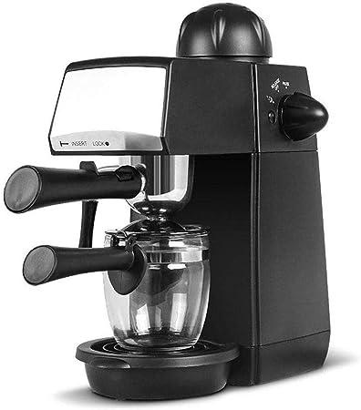 Thumby Máquina de café Expresso, 5 Bar Cafetera Espresso, café Espresso y Capuchino máquina con Leche vaporizador, Cafetera exprés con Vapor jianyu: Amazon.es: Hogar