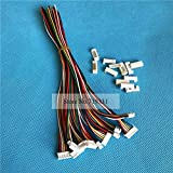 Gimax 1000Sets MIni 2.0mm 7pin Cable 2.0 7-Pin Connector plug Male Female Connector W. Wire