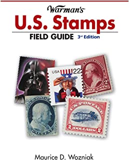 Warman's U S  Stamps Field Guide: Values and Identification