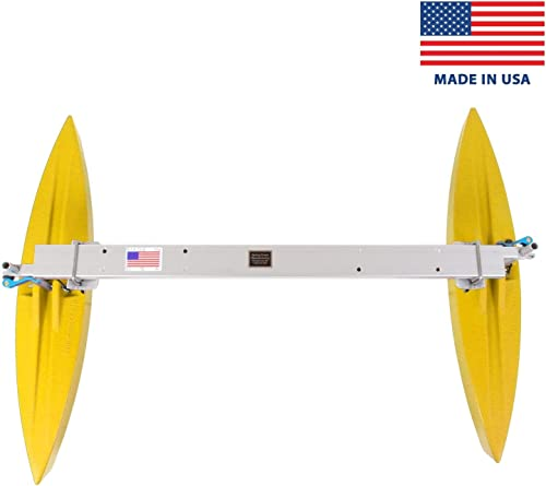 Spring Creek Manufacturing Hydrodynamic Canoe Stabilizer Float Package