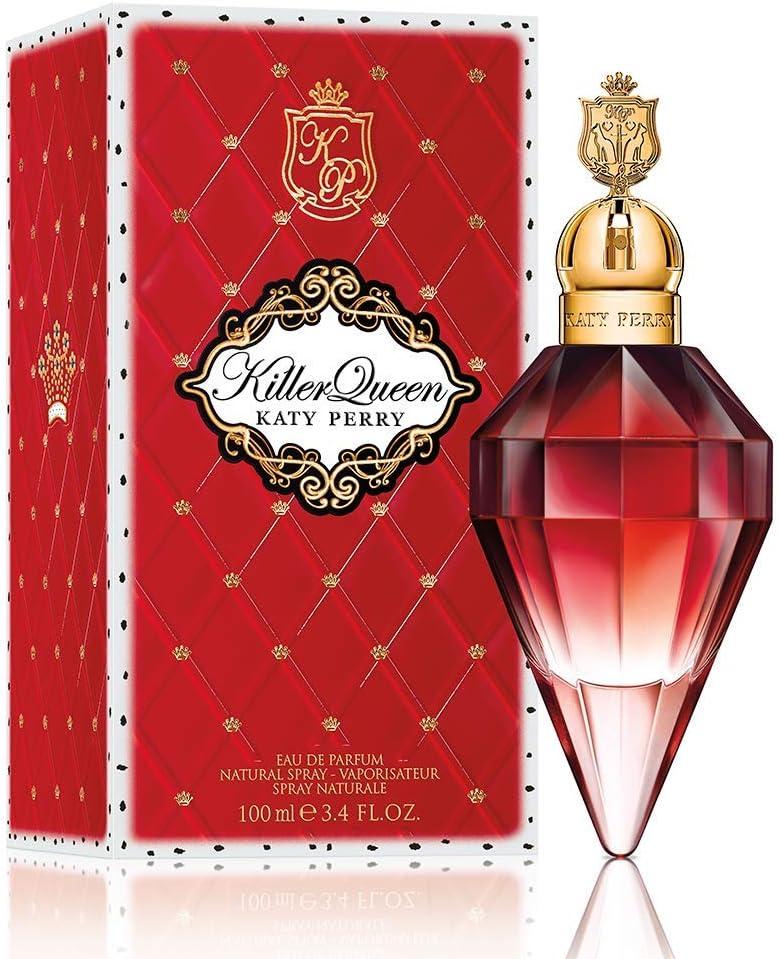 Katy Perry Killer Queen Women Eau de Parfum Mujer - 100 ml