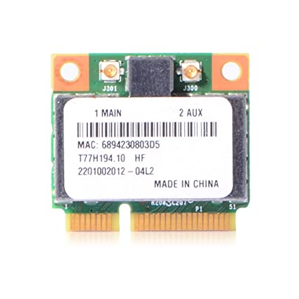 Gateway M325 Broadcom WLAN Drivers for Windows XP