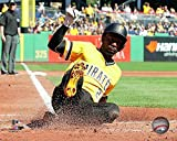 "Andrew McCutchen Pittsburgh Pirates 2016 Action Photo (Size: 11"" x 14"")"