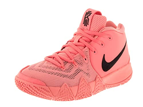 low priced 6b9a6 6662b Nike Kyrie 4 (GS) 'Atomic Pink' - AA2897-601: Amazon.co.uk ...