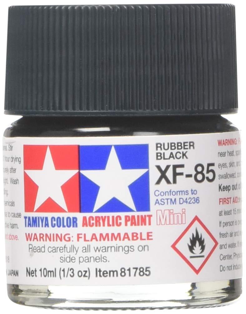 Tamiya Tamiya Model Color モデルカラー 10ml アクリル塗料 XF-85 ゴム製ブラックネット 10ml 81785 モデルカラー RCECHOのアプリ完全版(日本語ではない場合があります)付き B00F288SPO, 濱中伊三郎商店:f852a89f --- sayselfiee.com