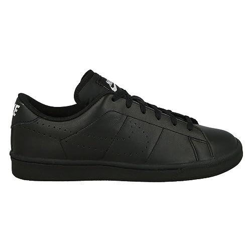 Nike Tennis Classic PRM (GS), Zapatillas de Tenis para Niños, Negro Black