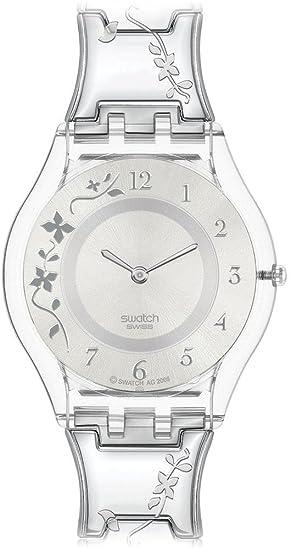 4e1f410d5212 Swatch Skin - Reloj de Mujer de Cuarzo