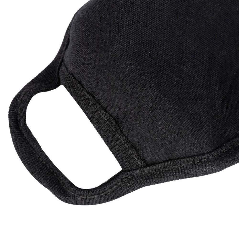 JPJ(TM)1pcs Men Women Hot Fashion Healthy 3 Layers Cycling Anti-Dust Cotton Mouth Face Mask Respirator by ❤JPJ(TM)❤️_Hot sale (Image #6)