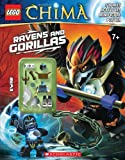By Ameet Studio LEGO Legends of Chima: Ravens and Gorillas (Activity Book #3) (Act Nov) [Paperback]