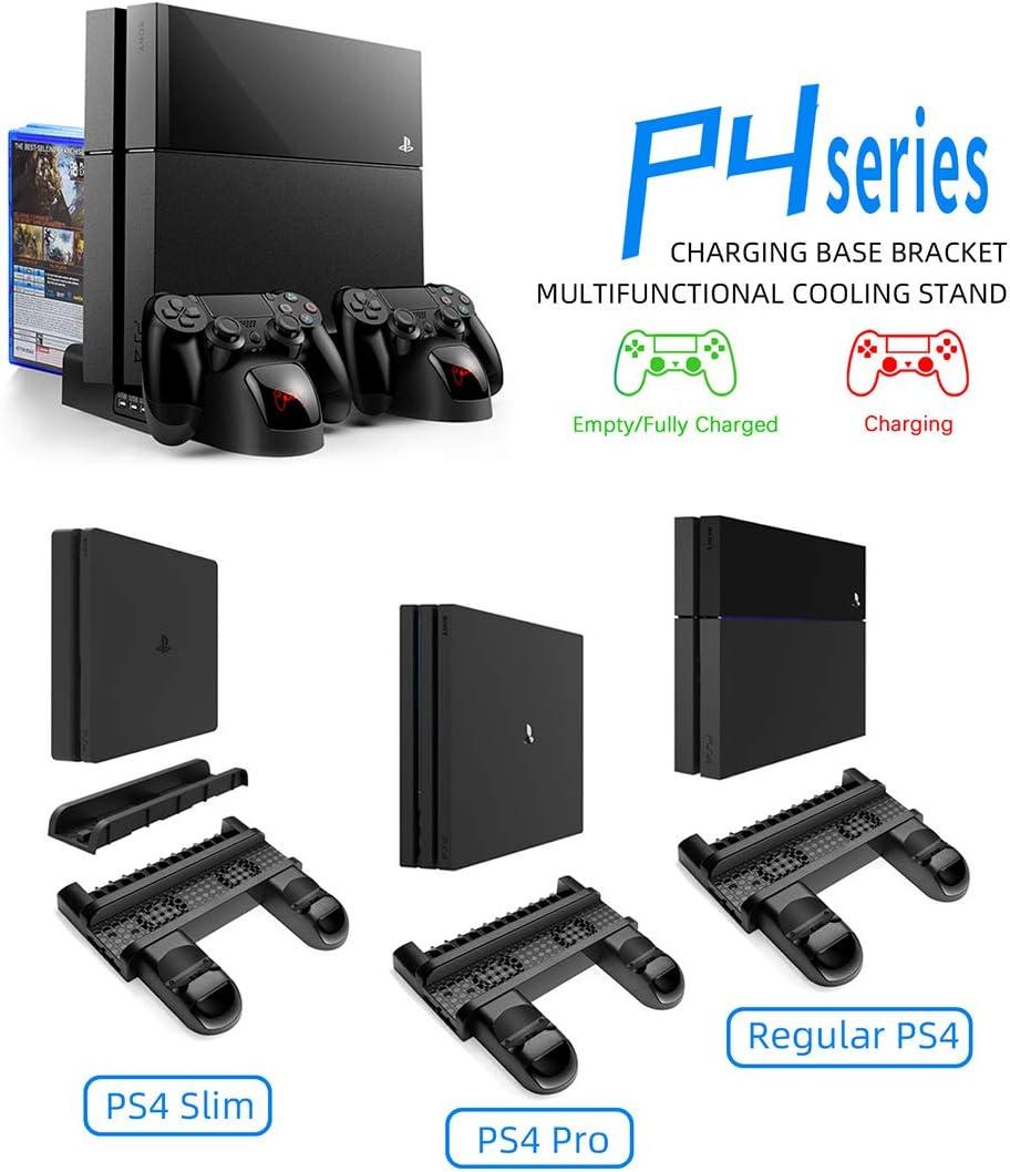 PS4 / Pro/Pro Delgado Ventilador De Refrigeración De La Consola ...