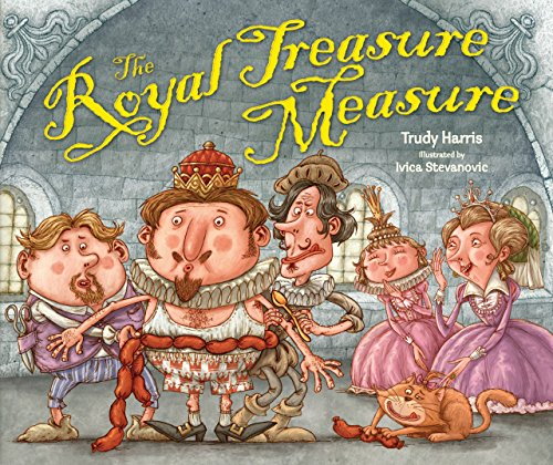 The Royal Treasure Measure (Math Is - Fun Is Maths