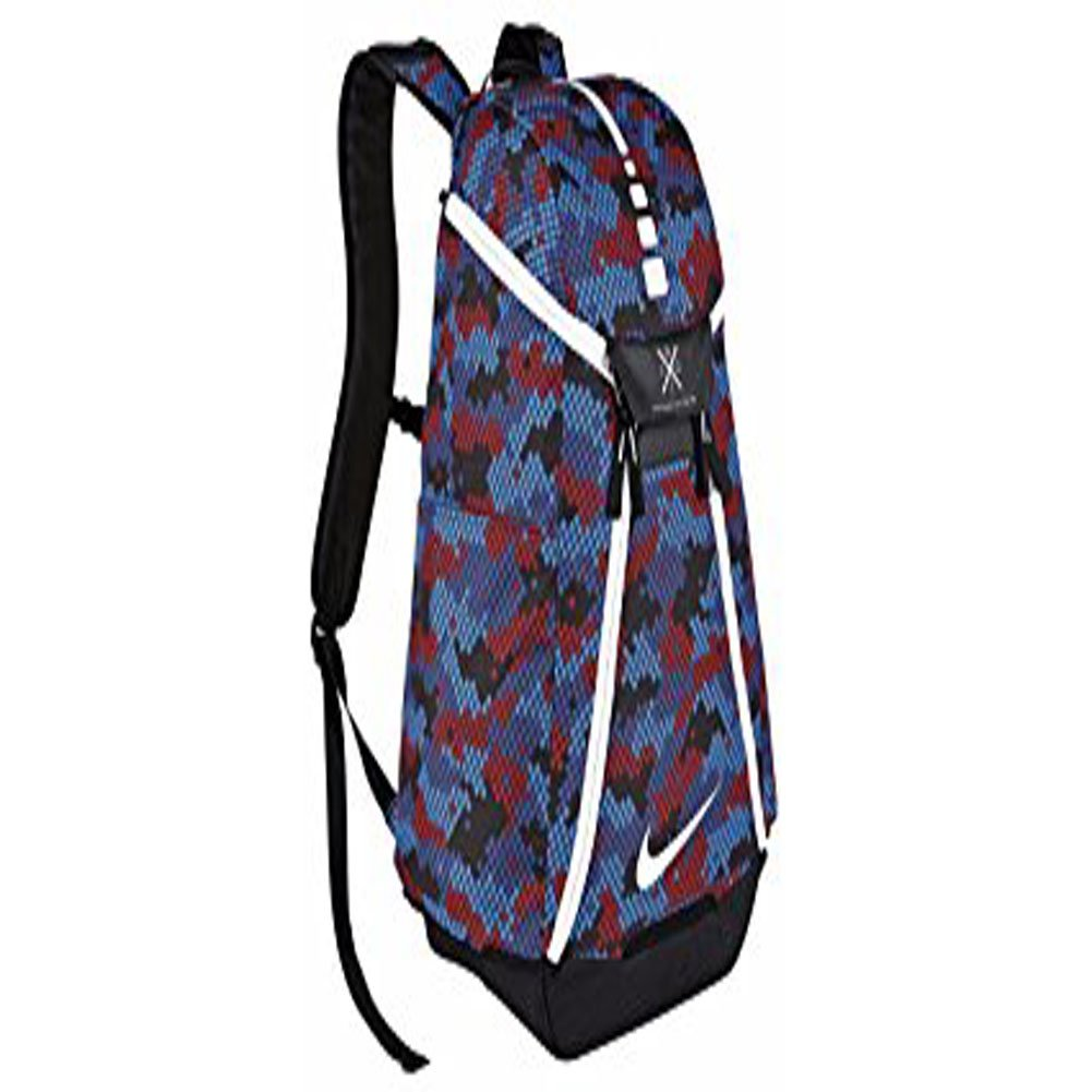 Nike Hoops Elite Max Air Team 2.0 Basketball Backpack Navy Blue/Red/White/Black