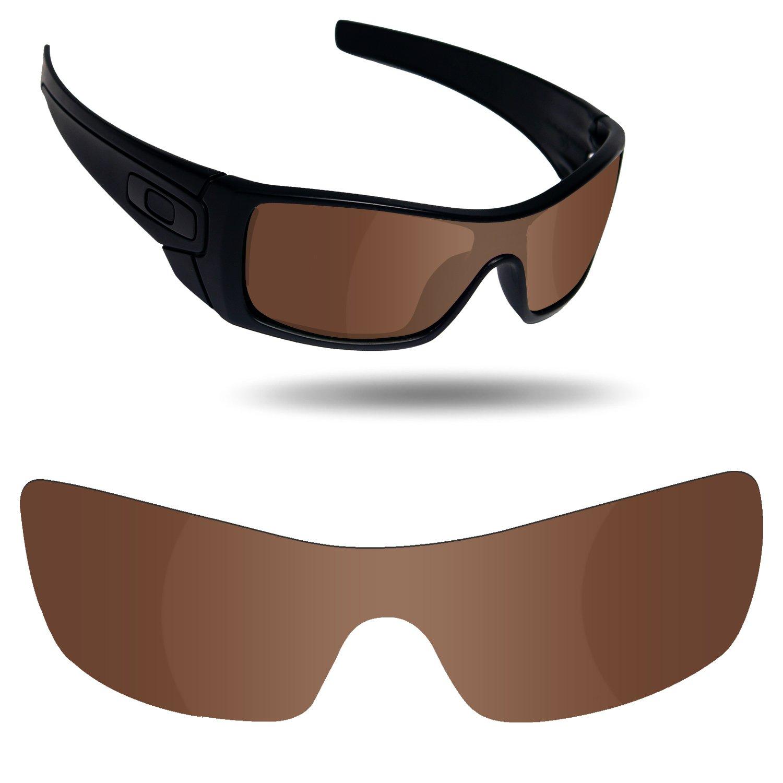 9fa751e79d Fiskr Anti-Saltwater Replacement Lenses for Oakley Batwolf Sunglasses - Various  Colors BFA02GO.T2B