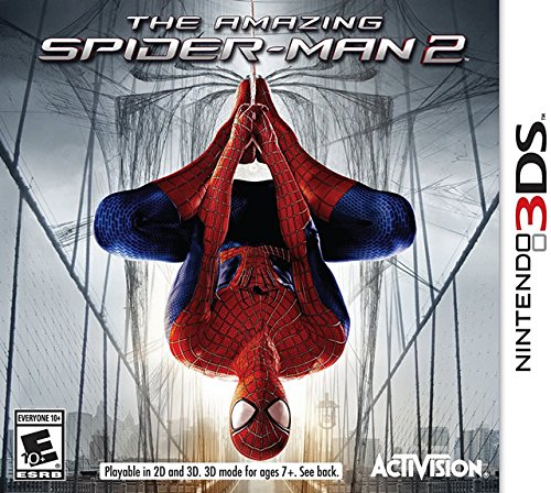 The Amazing Spider-Man 2 - Nintendo 3DS (Amazing Spiderman 3ds Game)