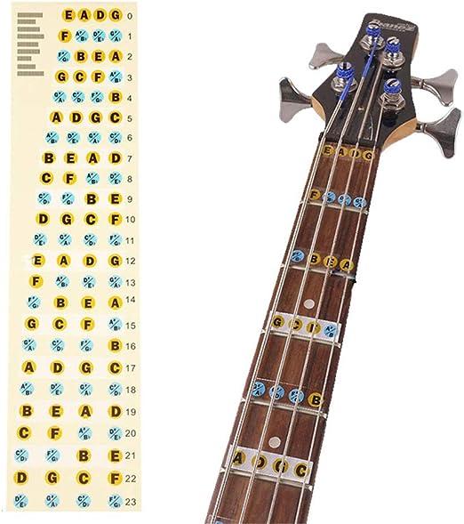 Aofocy Nota de la Mejor Calidad para la Guitarra – Nota para la ...