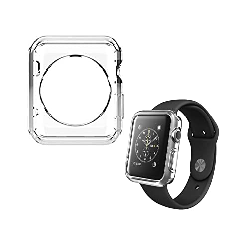 Apple Watch Funda,Ikikin 42mm Apple Watch Carcasa Protectora ...