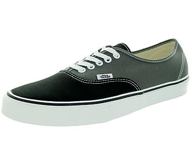 Unisex Authentic (Vintage 2-Tone) Blk/CHRCL Skate Shoe 6.5 Men US/8 Women US