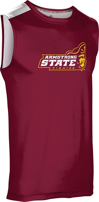 ProSphere Armstrong State University Mens Sleeveless Shirt Secondskin