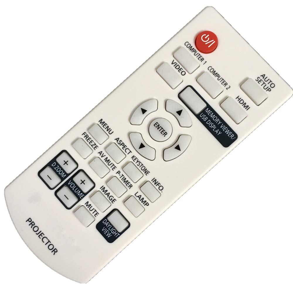Artshu - Mando a Distancia para proyector Panasonic PT-AE3000 PT ...