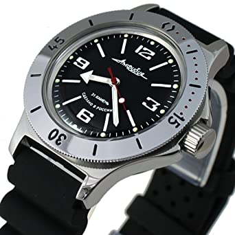 on sale 9b690 dc4a1 vostok automatic amphibian 【送料無料】 watchドライバー 腕時計