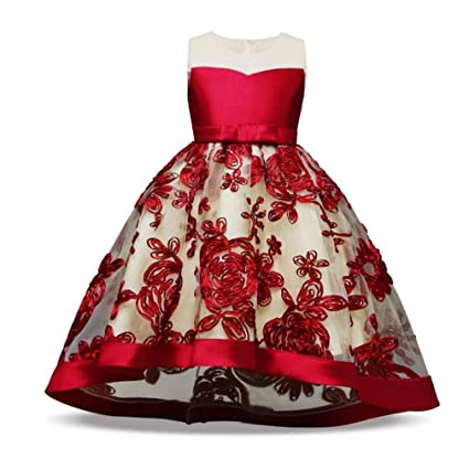 Amazon.com: SPP PANDA Flower Girl Dresses
