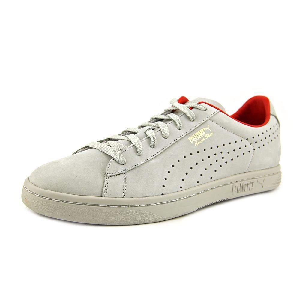 PUMA Men's Court Star Citi Series Nubuck Fashion Sneaker B00R70GUG4 9.5 D(M) US|Grey