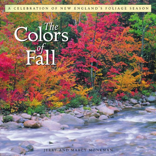 The perfect keepsake for those who cherish the most colorful time of the year in New England. Professional photographers Jerry and Marcy Monkman have selected the most stunning shots from their years of photographing New England to create this beauti...