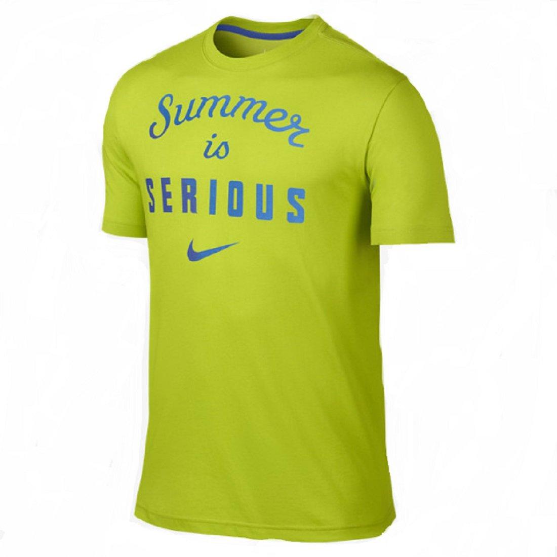 Nike Men's Summer is Serious Dri-Fit Tee