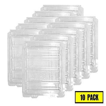 Amazon.com: Carcasa de plástico ESD para discos duros ...