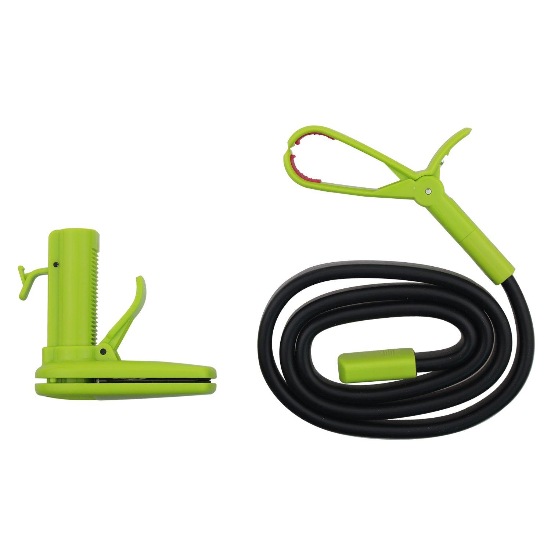 Litop Green Color Universal Flexible Long Arms Mobile