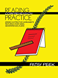 Reading Comprehension Practice : Grades 2-8  Practice Worksheets Featuring Story Webs, Newspaper Ads, Fliers