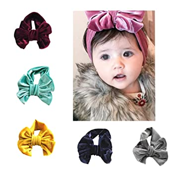 Girls Baby Kids Toddler Headband Hair Band Headwear Head Wrap Photography Props