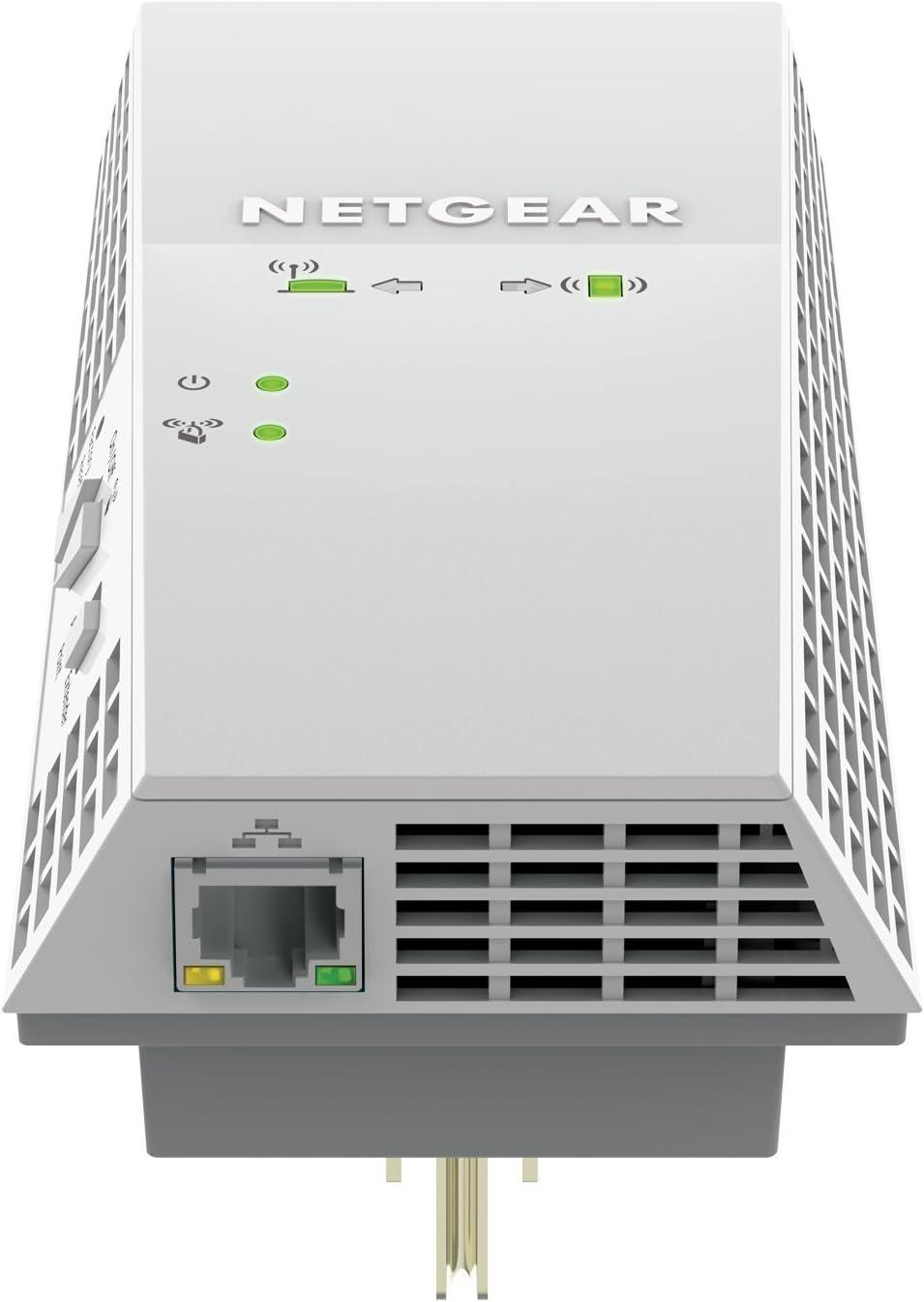 NETGEAR Renewed EX7300-100NAR Nighthawk AC2200 Plug-in WiFi Range ...