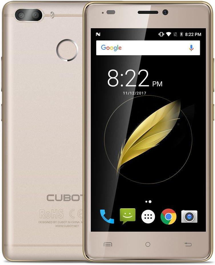 Cubot H3 Teléfono inteligente liberado. Android 7.0 5.0 HD ...