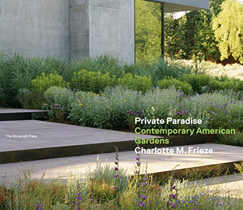 Cheap  Private Paradise: Contemporary American Gardens