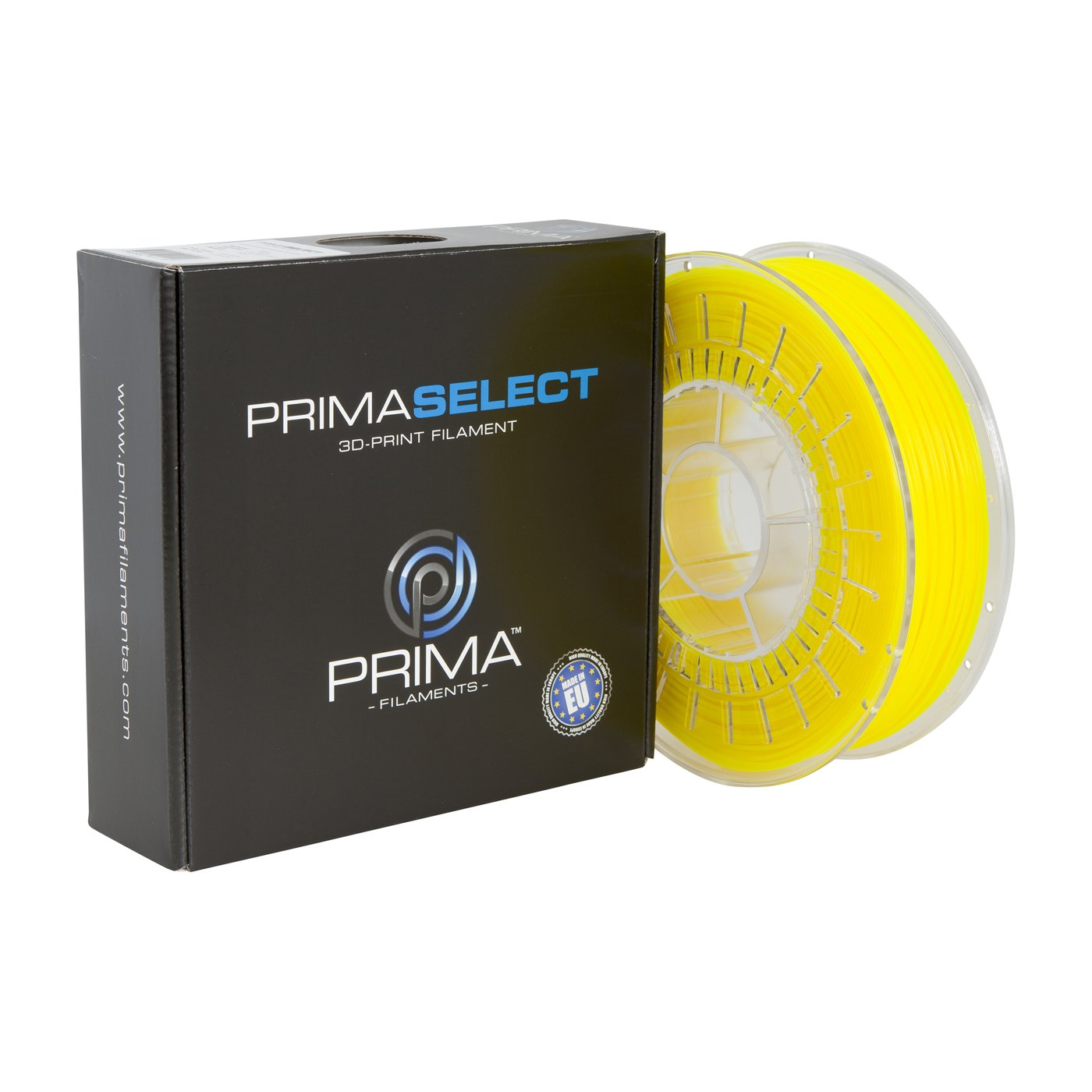 Prima Filaments PS-PLA-285-0750-WH PrimaSelect PLA Filament, 2.85 mm, 750 g, White