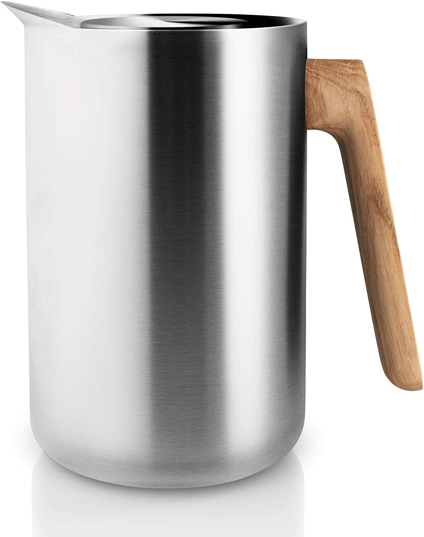 Eva Solo Nordic Kitchen Stainless Steel Vacuum Jug 1.0 Liter