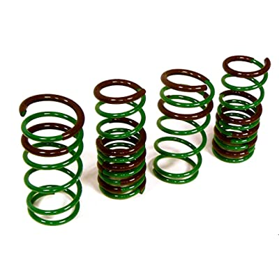 Tein SKG12-AUB00 S.Tech Lowering Spring for Ford Mustang