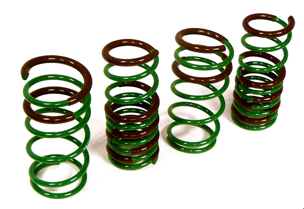 Tein SKC24-AUB00 S.Tech Lowering Spring for Scion xB