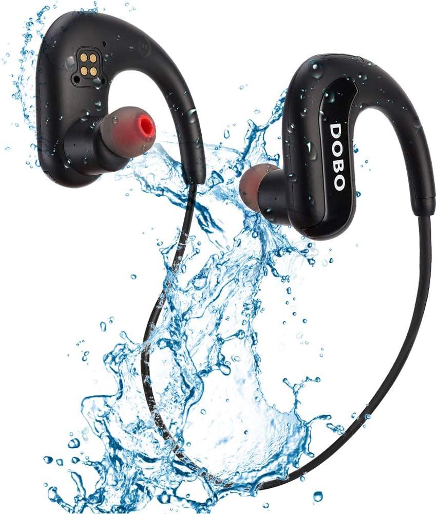 Auriculares aptos nadar Bluetooth cancelación de ruido MP3