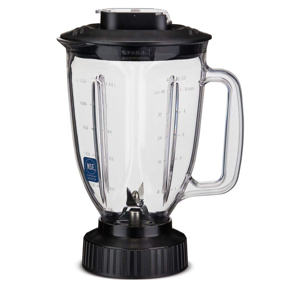 Waring Commercial CAC134 Blender Jar, Clear