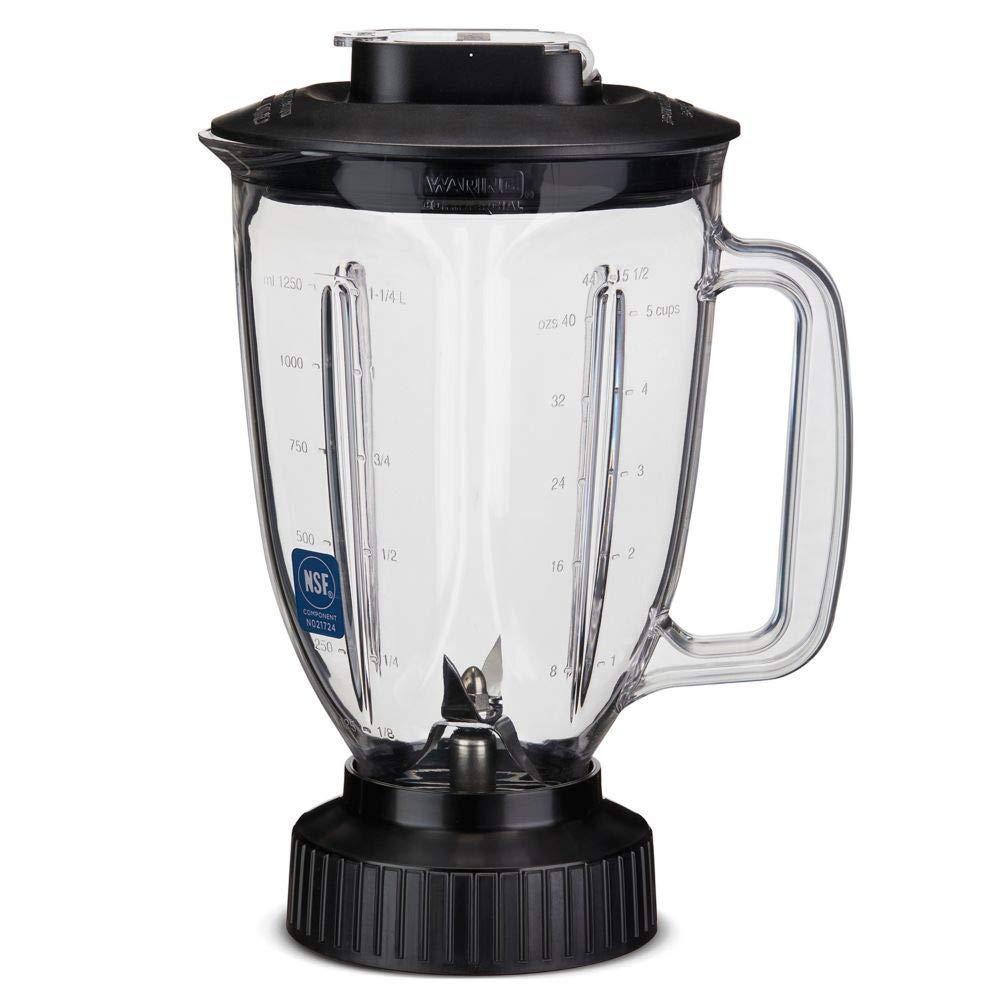 Waring Commercial CAC134 Blender Jar, Clear